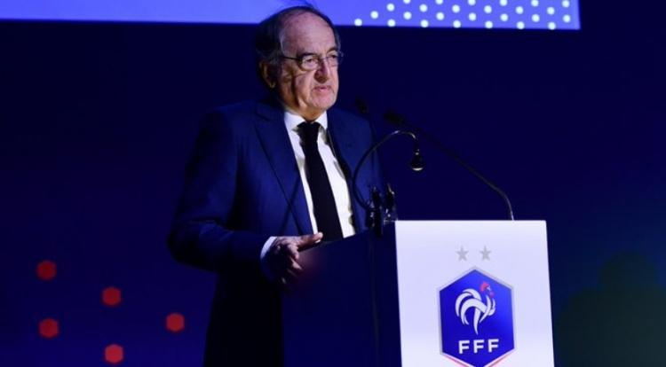 法足协主席:欧洲杯法国队目标四强,法国足球正处于鼎盛时期