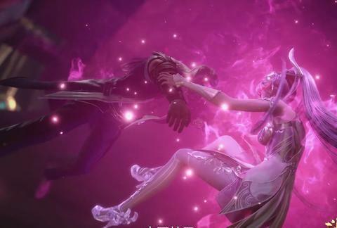 斗罗146:女汉子小舞大秀美腿,搭配水晶鞋好绝,眼神真犀利