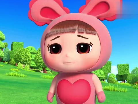 百变校巴:迪迪没见到萤火虫,她很伤心,卡卡非常同情迪迪