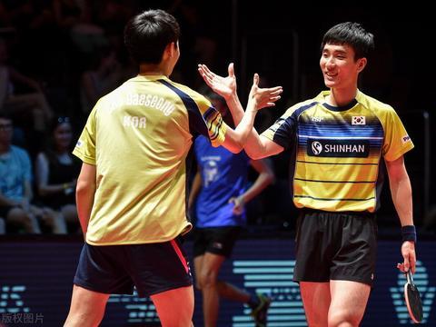 韩国男双3-1世界冠军,台北有望阻挡日本夺冠