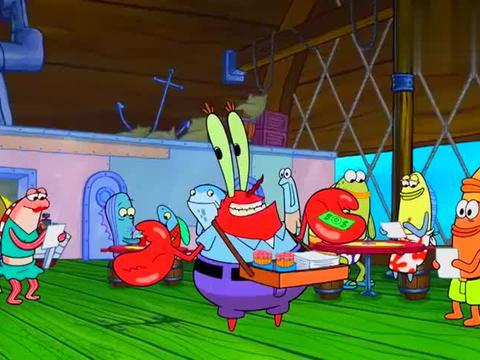 蟹堡王的留言板起了反作用,大家都去买别的,不买蟹黄堡啦!
