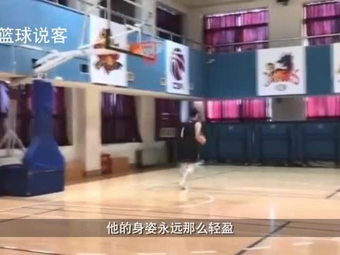 曹芳和胡明轩高强度投篮测试对比,谁更厉害一目了然