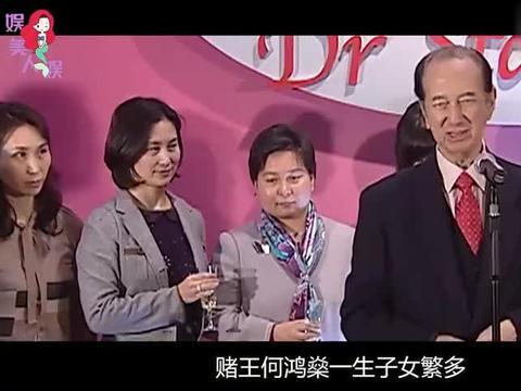何超欣:比赌王小78岁,长相酷似利智,众多名媛中稳坐C位