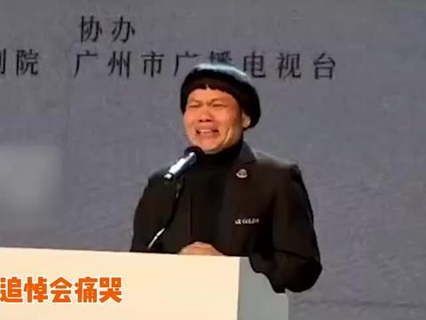 八两金追忆吴孟达现场爆哭:达哥很早就说过,我们的根在中国