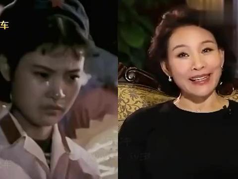 60后女星今昔,年轻宋丹丹颜值太美,看到陈红:不愧是大导的女人
