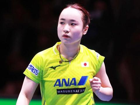 伊藤美诚等3人晋级半决赛,冠军已近在咫尺
