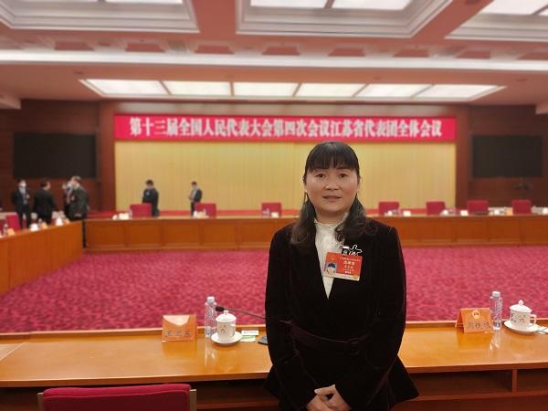 李承霞、秦光蔚代表:检察履职要围绕