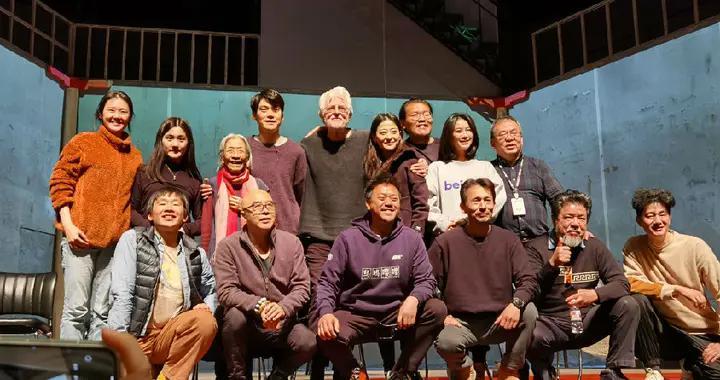 原创戏剧《狂人日记》即将亮相哈尔滨大剧院 王学兵、梅婷、闫楠等国内知名演员倾力加盟