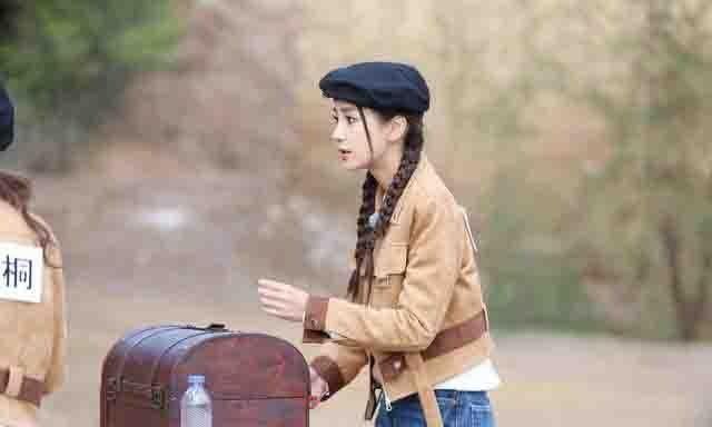 Angelababy新剧开机,饰演童英一角,造型精美却被质疑演技
