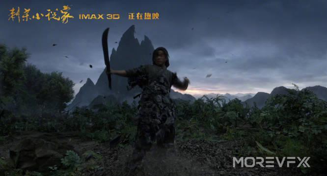 正在热映的电影视频发布,首次曝光了很多异世界场景和设定画面……