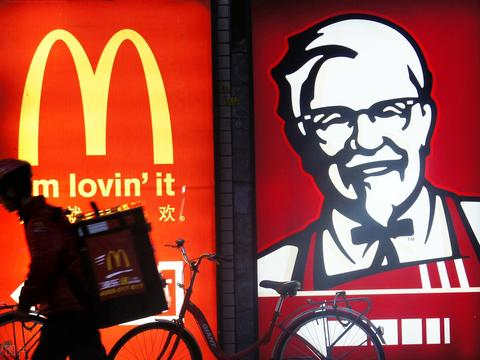 《连锁干货》:麦当劳VS肯德基VS德克士