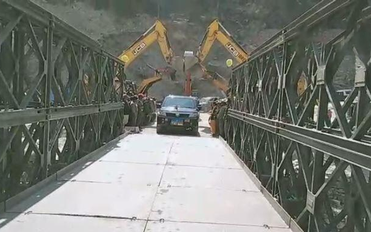 印军不顾警告修建重大工程,引发惨烈灾难,仍不悔改还继续造下去