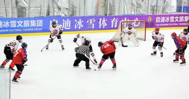 北京市青少年冰球俱乐部联赛复赛 赛期延长至4月上旬