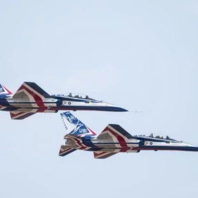 台湾空军将测试勇鹰教练机