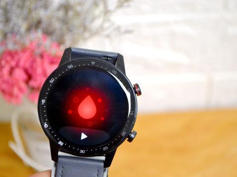红魔手表上手,智能手表终于被放下偏见