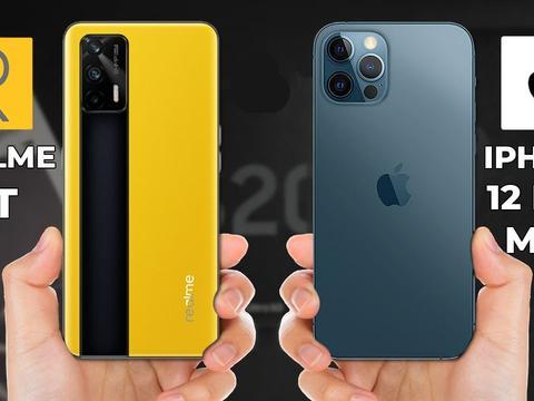 6400万对决1200万,realmeGT和iPhone12ProMax实拍,谁效果更好