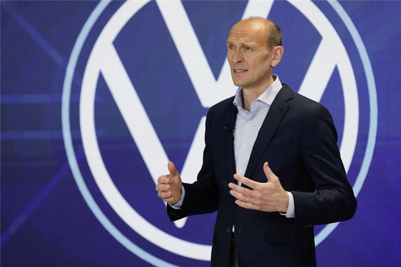 """大众汽车""""加速""""转型:2030年在华电动车销量份额升至50%以上"""