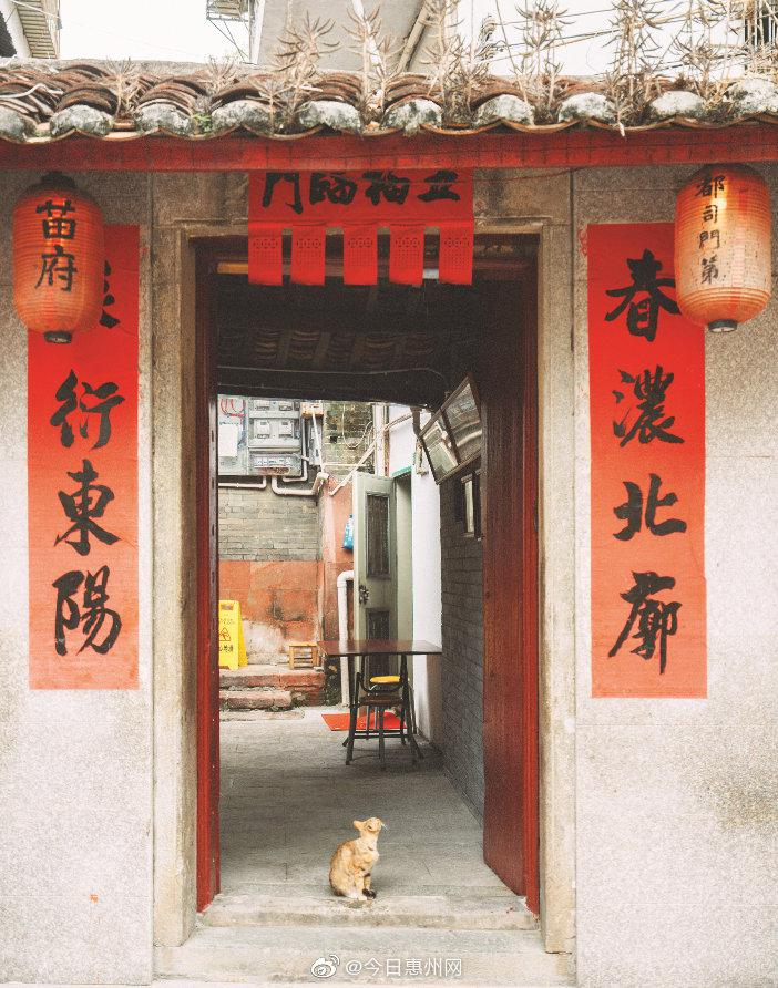 东江菜式+文化街区+苗家祖屋 三百余年老宅成新网红