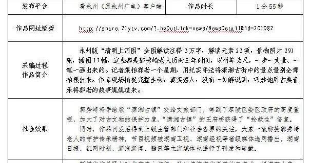 """守护传承丨83岁老人手绘42米永州版""""清明上河图"""""""