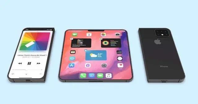 苹果折叠iPhone要来了:尺寸达8英寸