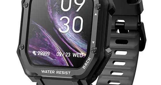 Nordic SoC让乐戴C16智能手表拥有更低功耗