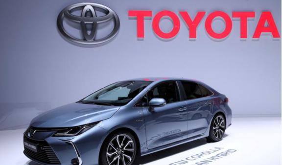 路透社:汽车芯片短缺危机之下, 丰田独善其身的秘诀是什么?