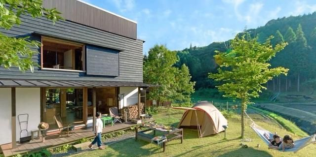 日本大叔带一家人搬回乡下,住田园木屋,吃粗茶淡饭,生活美成诗