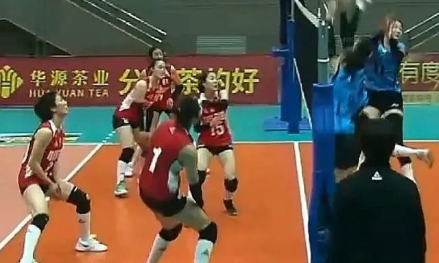 广东恒大女排3:0福建女排,郑益昕林莉缺席,两队进全运会八强很难