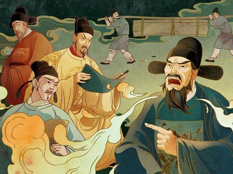 古代官员告老还乡回到地方,他们该如何与县令相处,谁的官更大呢