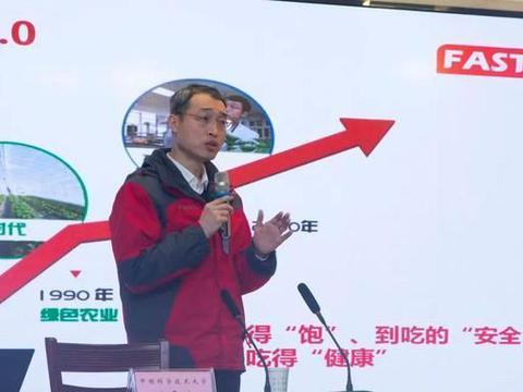 江苏省木渎高中培东少科班学生亲近大师:中科大博士,公司创始人