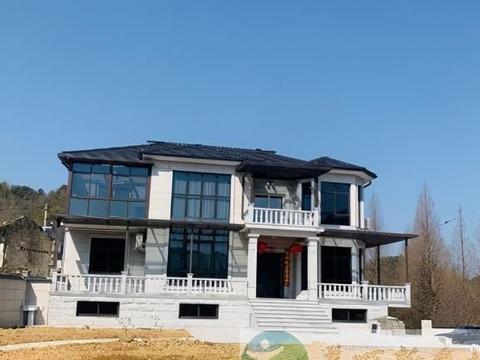 浙江农民建别墅积极性大增,建好就可以上农房出租网站出租