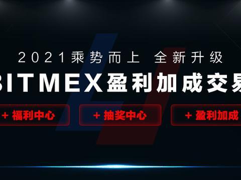 """UBitMEX极致创造收益巅峰,一文解读""""盈利加成""""新玩法"""