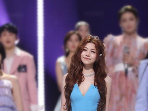 陈妍希告别乘风破浪的姐姐 坦言会珍惜每次舞台想成为最佳表演者
