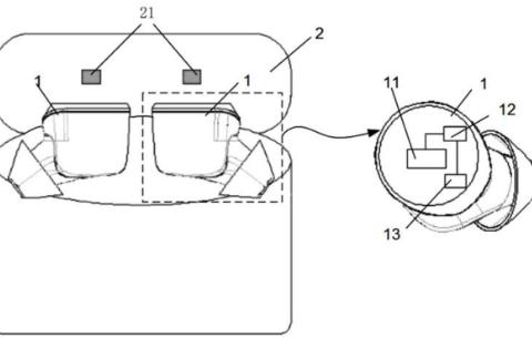 【专利解密】歌尔TWS耳机再创新高