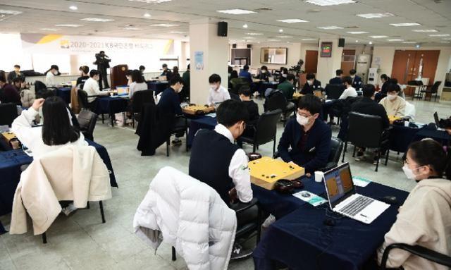 韩国棋院新办公地及赛场建设工程通过审查,新赛场面积达一万平米
