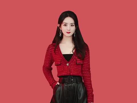 赵丽颖 ◑ 你喜欢的颜色她都有 ▷ COLORS