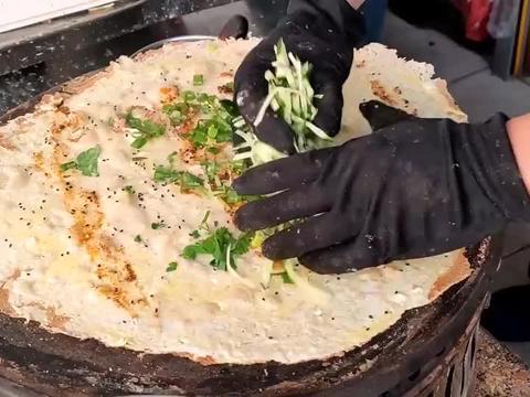 传统杂粮煎饼