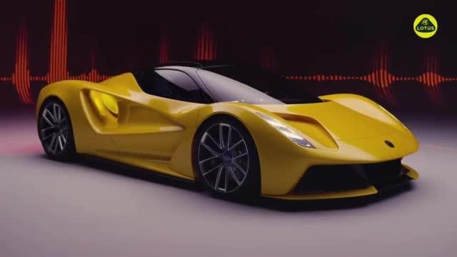视频:路特斯Evija纯电超跑从Type49车型的引擎声中获取灵感……