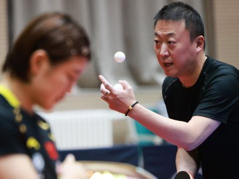 模拟赛结束时请教李隼,马琳自封世界杯王子