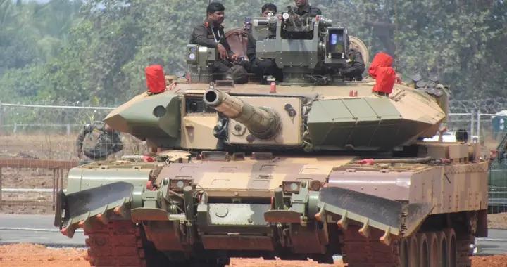 莫迪宣布大量装备光辉战机和阿琼坦克,还要搞出口军火