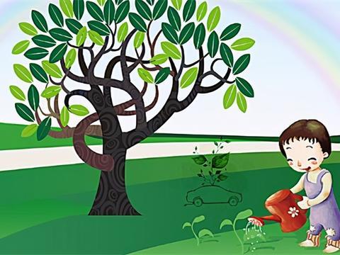 蜜拓蜜:要想生活有新鲜空气,必然身边要多点绿