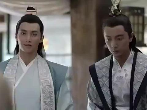 庆余年:李承泽让范闲猜他几皇子,范闲聪明绝顶,一猜就是二皇子