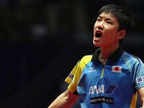 他15岁就获年终总决赛冠军,如今年仅17岁,已成国乒最强对手