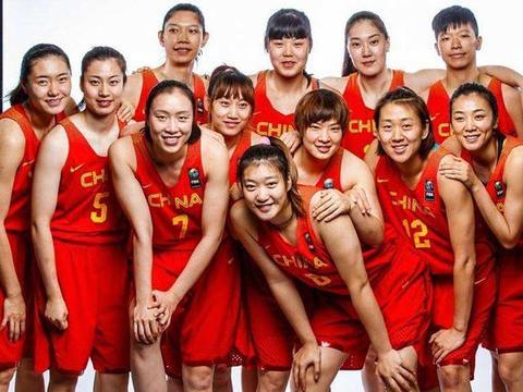 中国女篮东京奥运集训名单:李月汝、邵婷等名将压阵,高颂落选