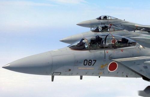 F - 15J战斗机:改造提升延寿工程,日本航空自卫队被美方敲竹杠