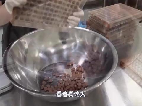 韩国高端巧克力工厂,全程纯手工制作,看着真馋人!
