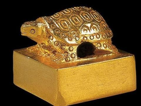 南京博物院十大镇院之宝之一:折腾王爷的身份证明,广陵王玺金印