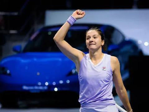 莎娃退役后俄女网没落了?顶级赛八强有七位俄球员!