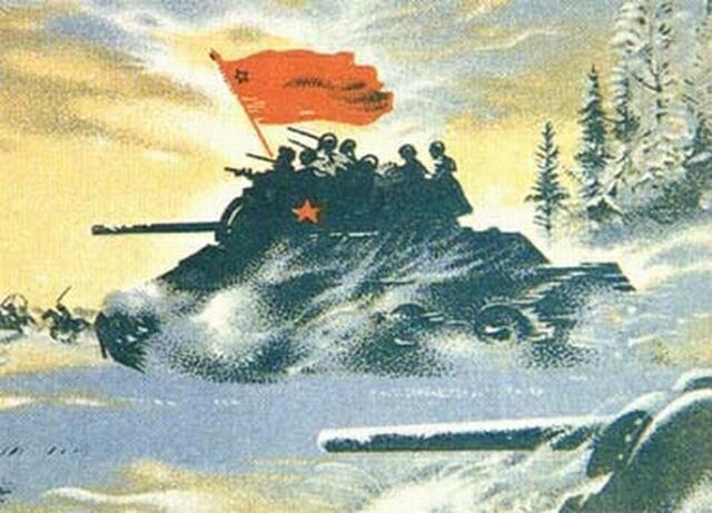 二战往事 德国侵略者去死吧 苏联卫国战争时期的宣传画