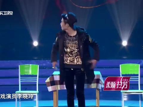 综艺:贾征宇演戏,稍微有点缺逻辑,给巫启贤逗笑了!